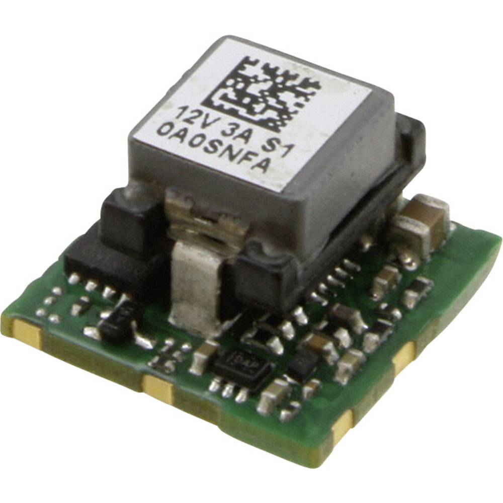 DC/DC pretvornik SMD Delta Electronics DCT12S0A0S03NFA 5.5 V/DC 3 A 17 W št. izhodov: 1 x