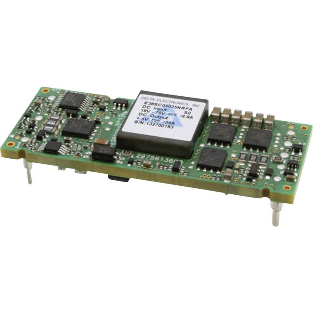 DC/DC pretvornik za tiskano vezje Delta Electronics E36SC05025NRFA 5 V/DC 25 A 125 W št. izhodov: 1 x