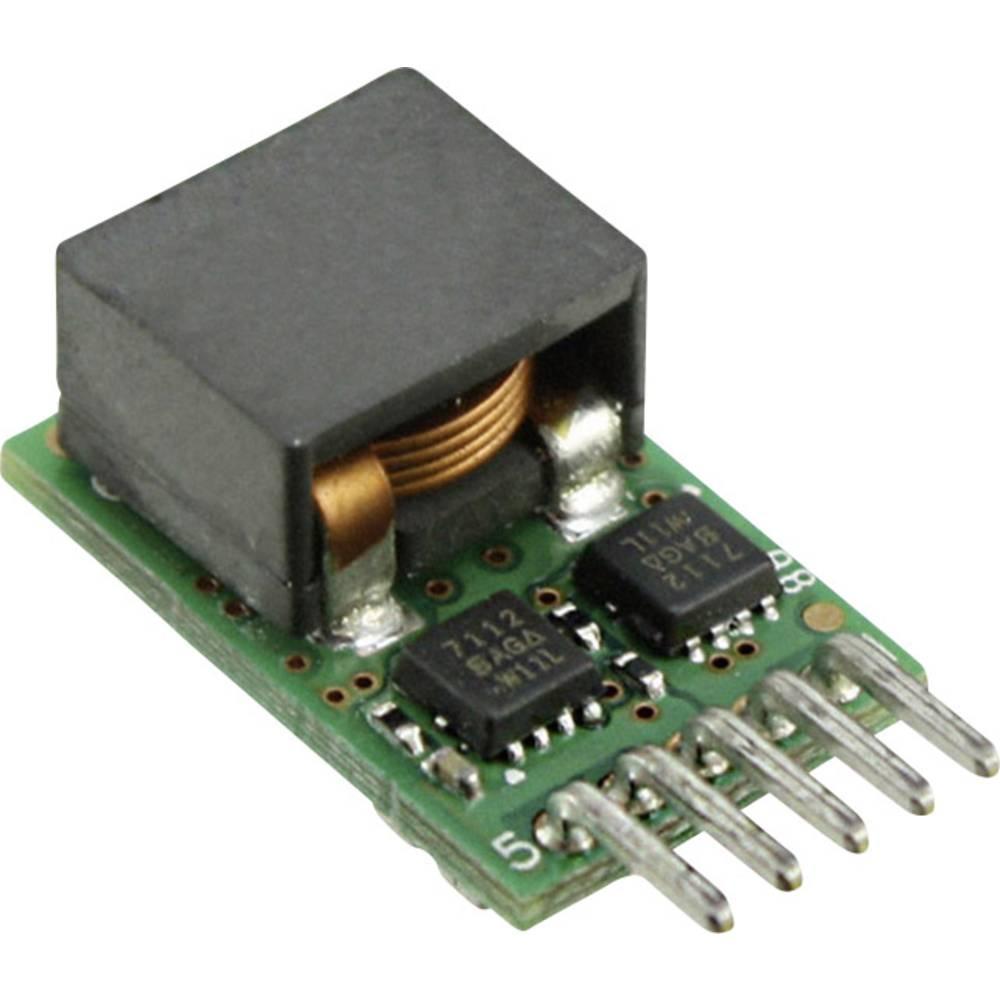 DC/DC pretvornik za tiskano vezje Delta Electronics NE12S0A0V06PNFA 0.6 V/DC, 5.1 V/DC 6 A 30 W št. izhodov: 1 x