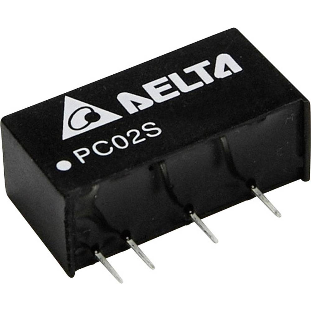 DC/DC pretvornik za tiskano vezje Delta Electronics PC02S1215A 15 V/DC 133 mA 2 W št. izhodov: 1 x