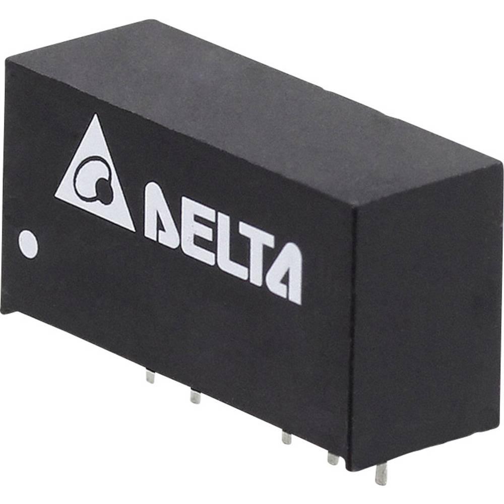 DC/DC pretvornik za tiskano vezje Delta Electronics PE01D2409A 9 V/DC, -9 V/DC 56 mA 1 W št. izhodov: 2 x
