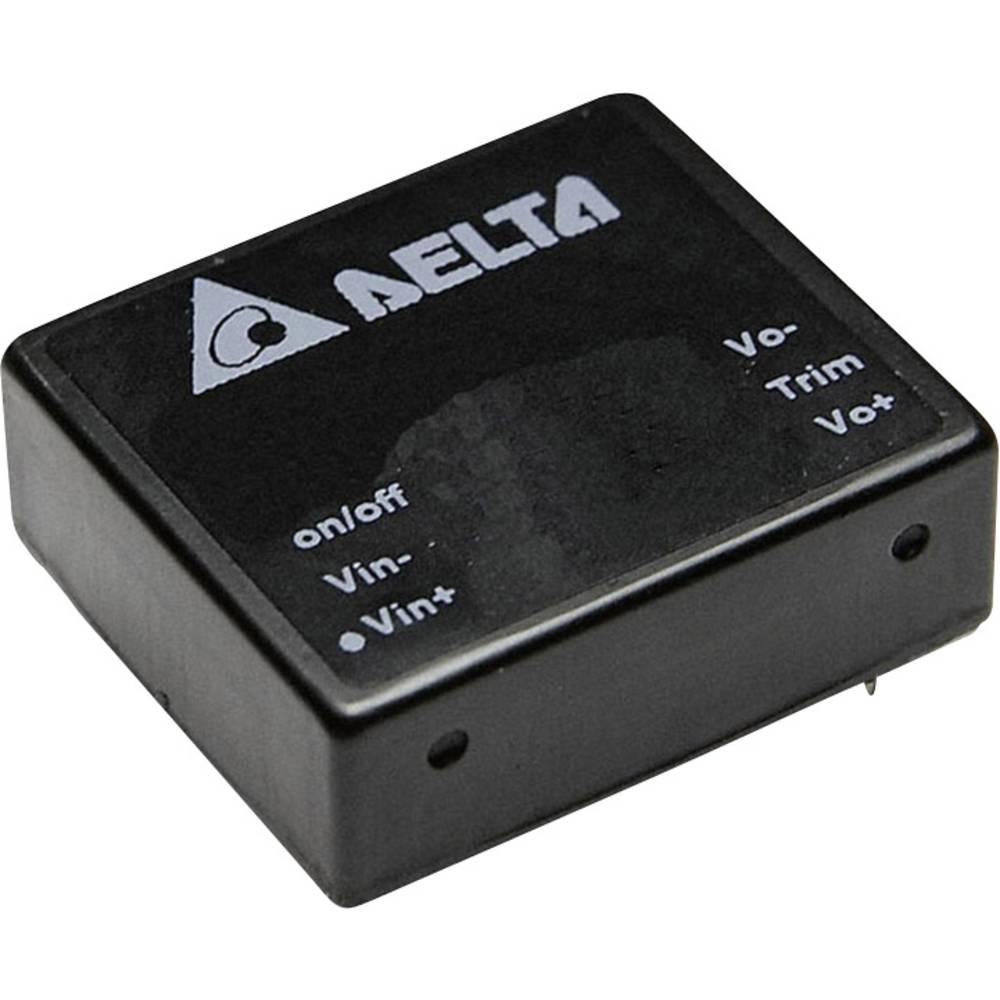 DC/DC pretvornik za tiskano vezje Delta Electronics S36SE05003NDFG 5 V/DC 3 A 17 W št. izhodov: 1 x