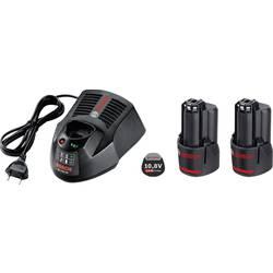 Verktygsbatteri Bosch Professional GBA + AL 1130 CV 12 V 2.5 Ah