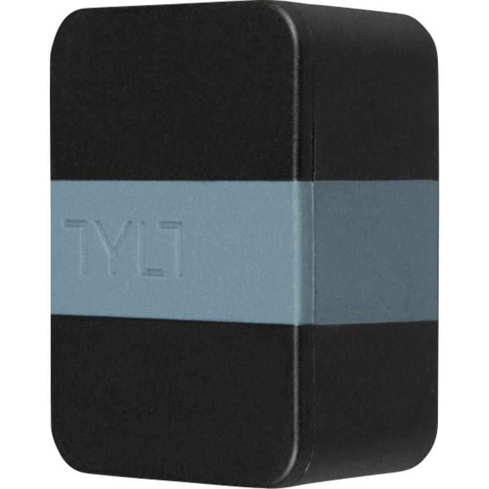 USB-oplader Tylt 057446 TYLT-057446 Stikdåse Udgangsstrøm max. 4800 mA 2 x USB (value.1390762)