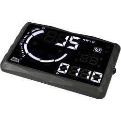 Projektor automobilskih podataka Head-Doo 200 dnt sustav za pomoć pri vožnji 200 crna