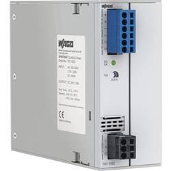 Napajalnik za namestitev na vodila (DIN letev) WAGO Kontakttechnik GmbH 28.5 V/DC 10 A 285 W 1 x