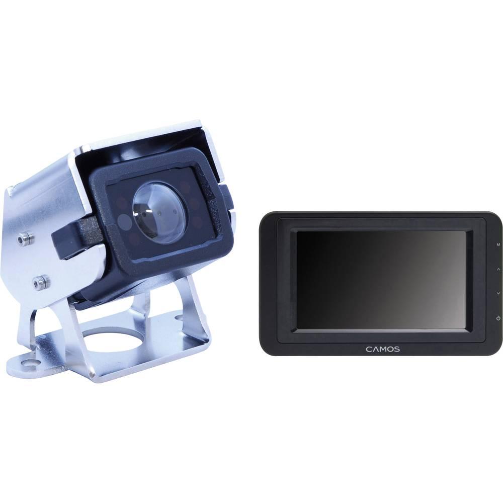 Kabel-bakvideosystem Camos SV-420 Superview Opbygning