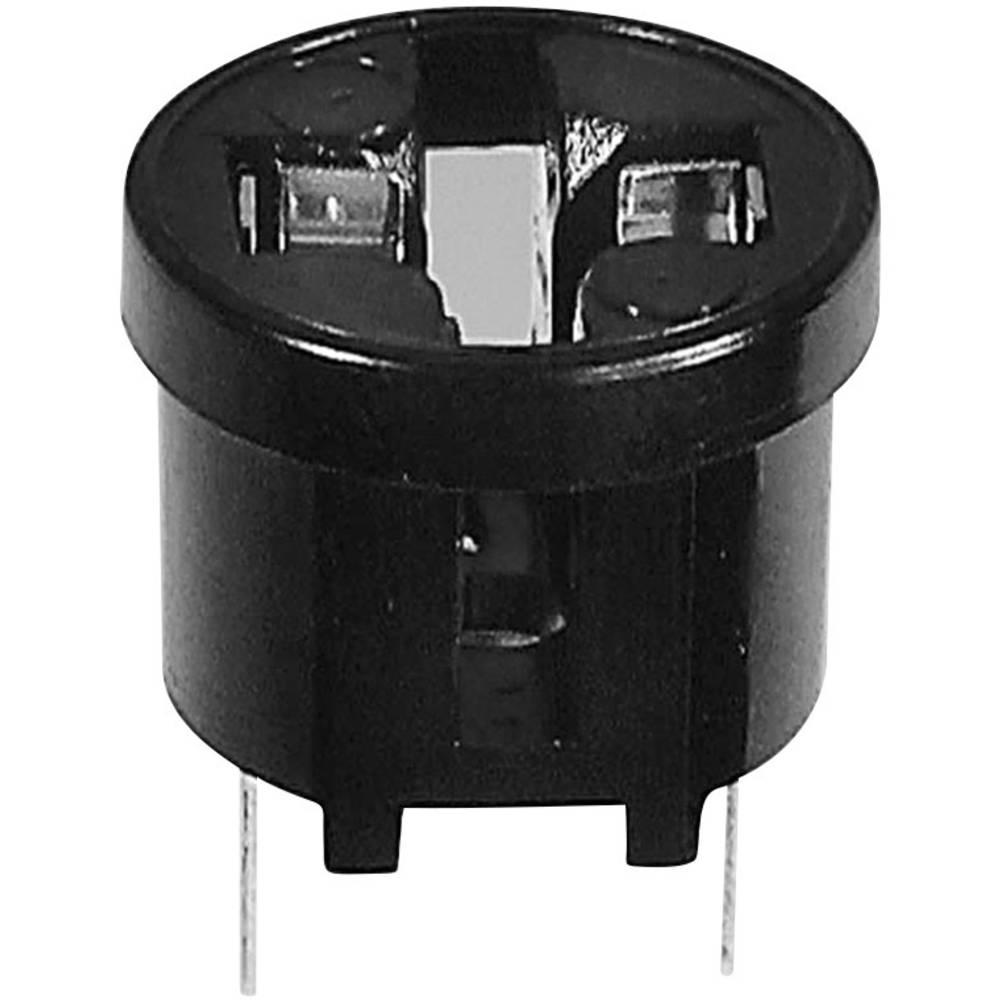 Podnožje za žarnico, mini okov s spajkalnim zatičem W2.1x9.5d