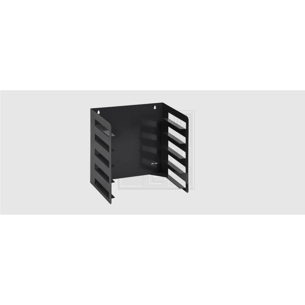 SWG stalak za sortimente, sive boje (Š x V) 315 mm x 230 mm