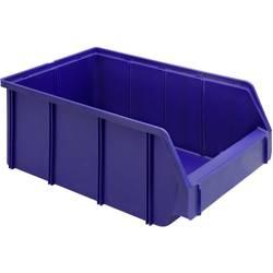Prozirna kutija za skladištenje SWG veličina 2, 10.5 l, plava, 335 mm x 209 mm x 152, mm
