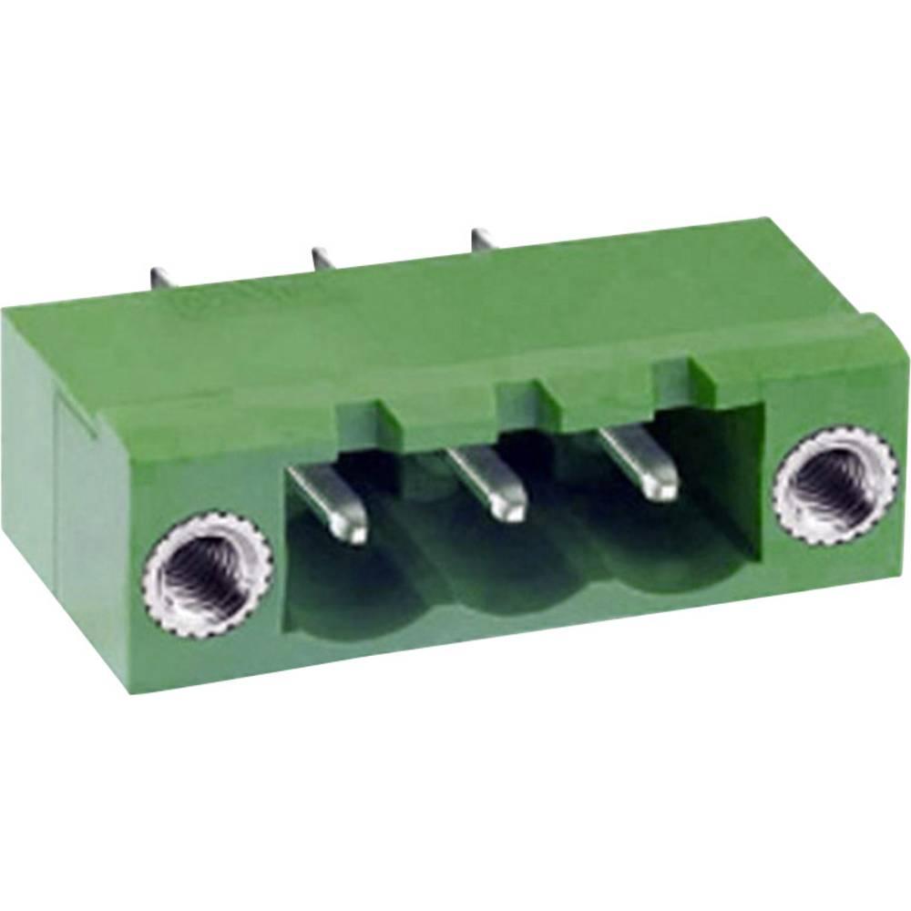 Pinsko ohišje za tiskana vezja DECA ME060-50809 mere: 5.08 mm 1 kos