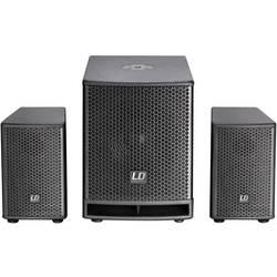 LD Systems DAVE 10G3 komplet aktivnih pa zvočnikov