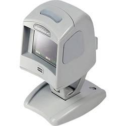 Datalogic Magellan 1100 i skener črtne kode povezan s kablom 1D, 2D imager svetlo siva namizni skener (stacionarni) USB