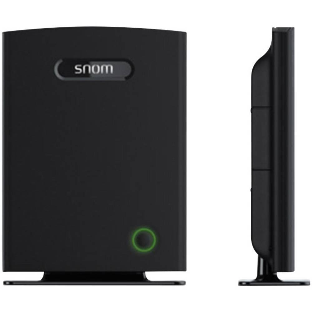 Telefonski uređaj VoIP M700 SNOM DECT IP