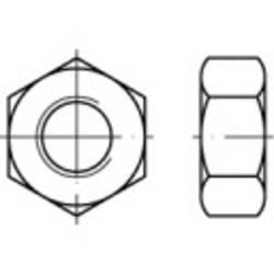 Sekskantmøtrikker M24 ISO 4032 Rustfrit stål A4 10 stk TOOLCRAFT 1067116