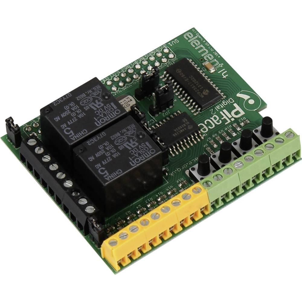 Ploča za nadogradnju za Raspberry Pi® PiFace 2