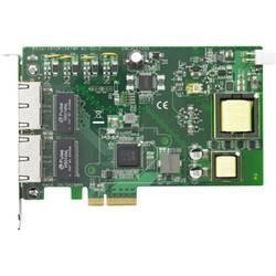 PCI-Express komunikacijska kartica PCIE-1674PC Advantech, 4-porta, 10/100/1000-BaseT(X)-802.3af-kompatibilnost (PoE) Eternet-por