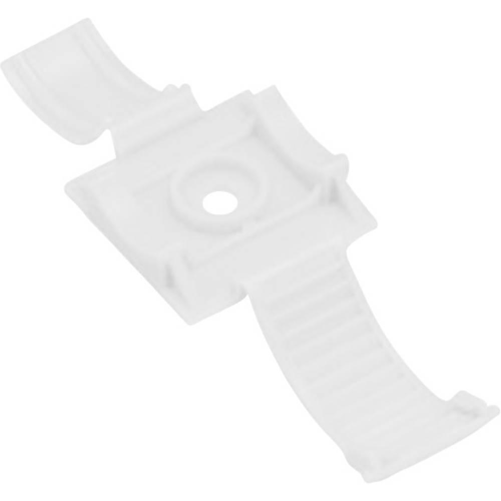 Pritrdilno podnožje, namestitev s privijanjem mit Befestigungsbinder bele barve Panduit ARC.68-S6-Q 1 kos