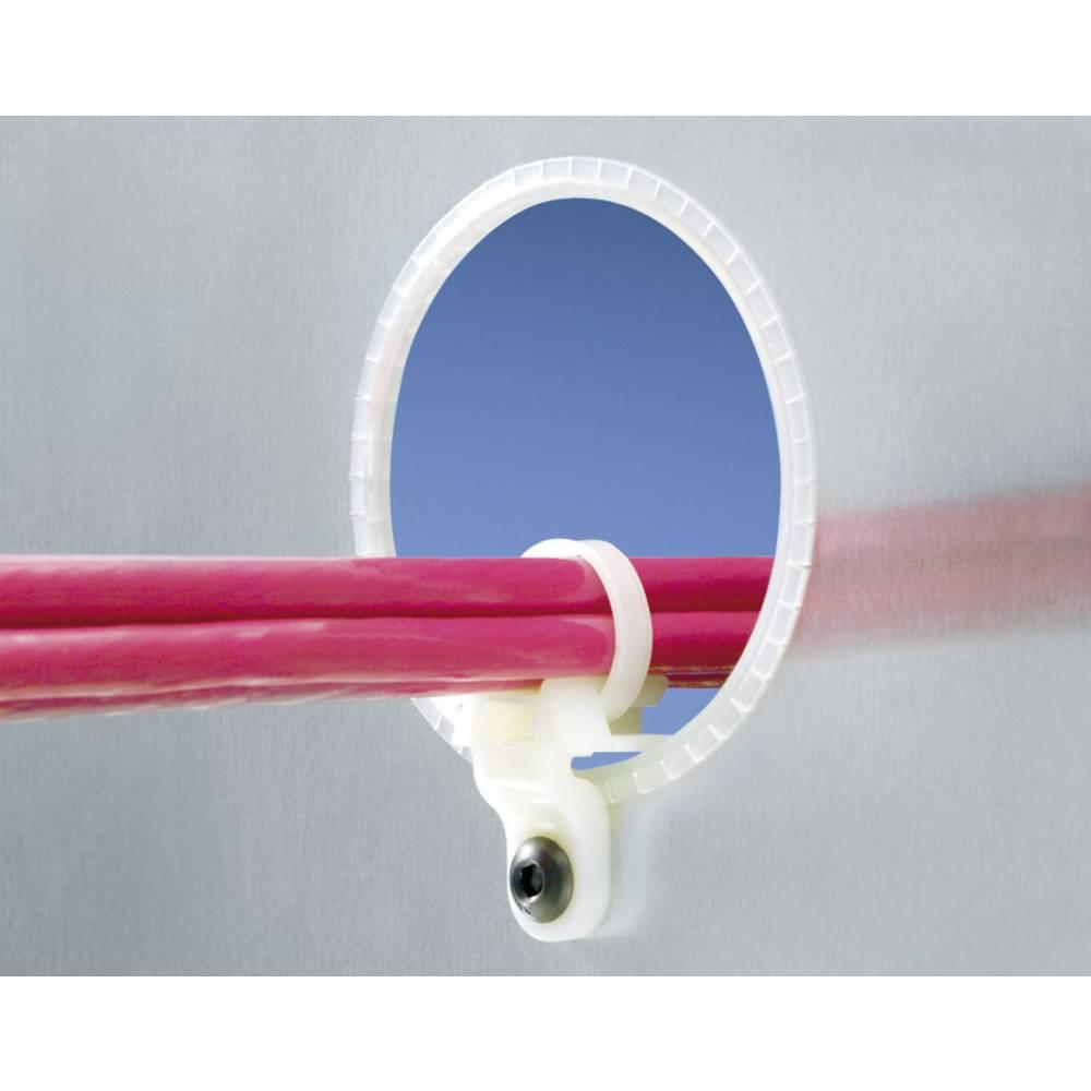Držač kabelskih vezica für Durchführungen LHMS-S10-C prirodna boja sadržaj: 1 komad