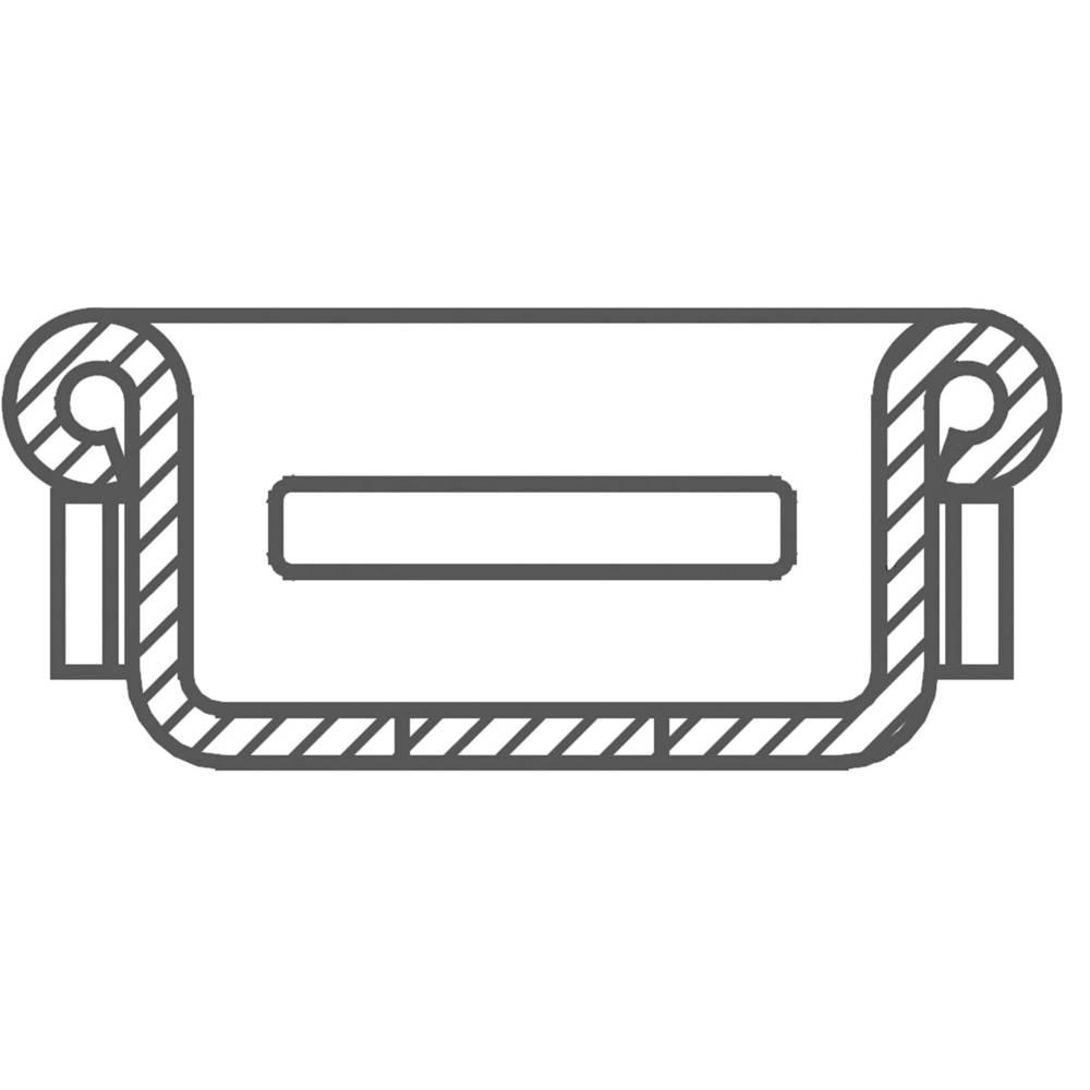 Držač kabelskih vezica s 2 ulaza MTM2H-Q Panduit pričvršćuje se vijkom sadržaj: 1 komad