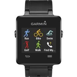GPS sat za mjerenje pulsa bez prsnog pojasa vivoactive™ Garmin bluetooth crna