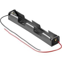 Držalo za baterijo Goobay Kabel (D x Š x V) 109 x 16.6 x 14 mm