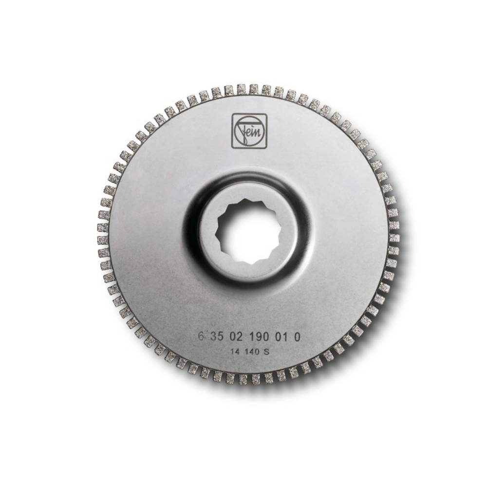Diamant Segmentsågklinga 1.2 mm 105 mm Fein 63502190010 1 st
