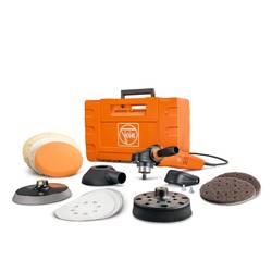 excenterpoleringsmaskine 230 V 1200 W Fein 72214850010 WPO 14-15 E 500 - 1500 rpm 230 mm