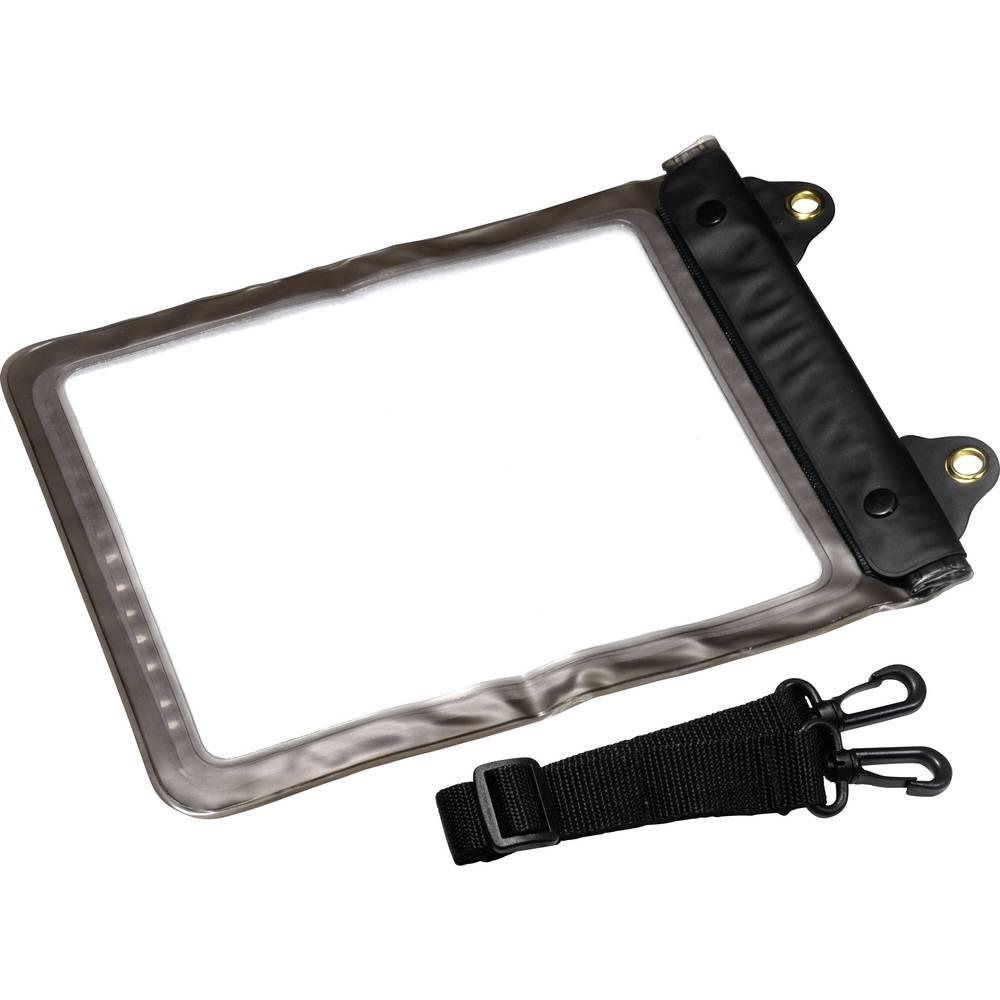 Vodotesna vrečka (Š x V) 230 mm x 300 mm črna, prozorna