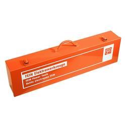 Kovček za stroje Fein 33901022014 iz železa oranžne barve (D x Š x V) 690 x 240 x 160 mm