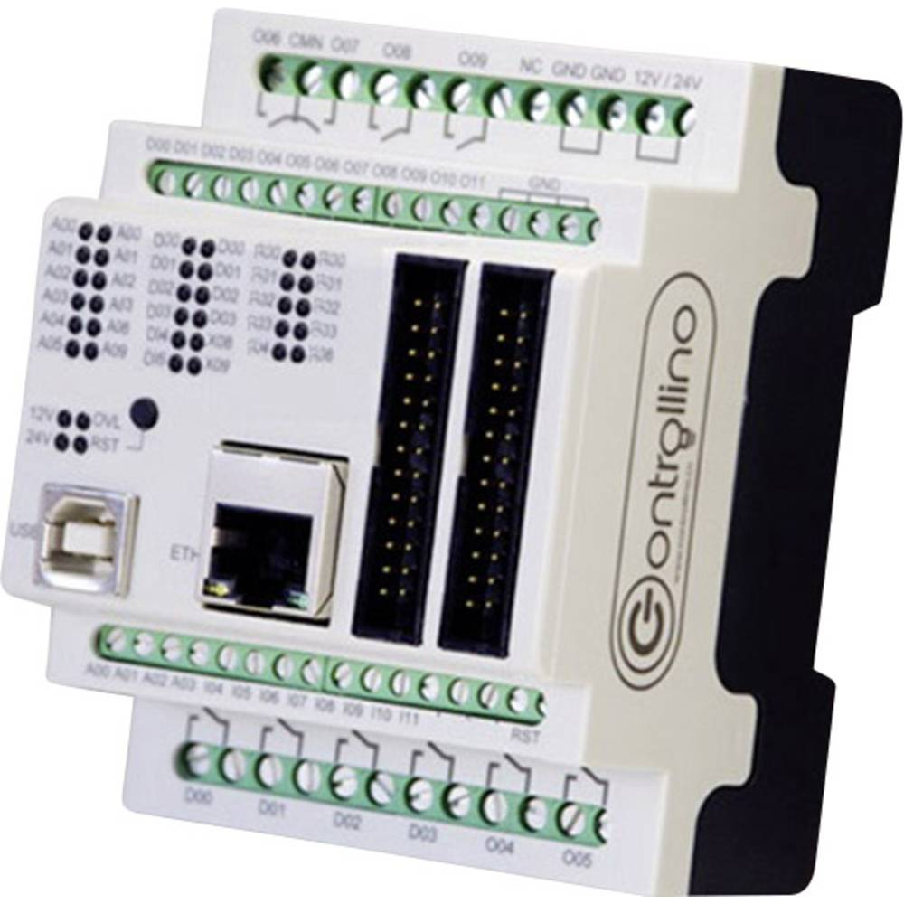 Controllino Maxi 100-100-00 12 V/DC, 24 V/DC