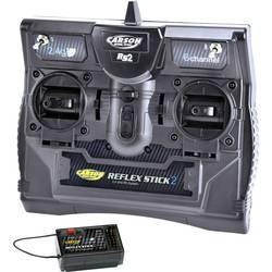 Carson Modellsport Reflex Stick II ročni daljinski upravljalnik 2,4 GHz Kanali (število): 6 vklj. sprejemnik