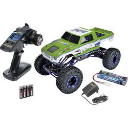 RC-modelbil Crawler 1:10 Carson Modellsport Crawlee Brushed Elektronik 4WD 100% RtR