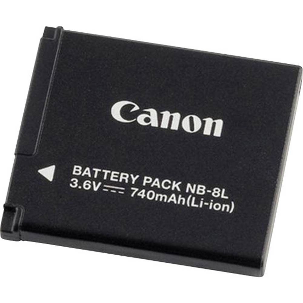 Akumulator za kamero Canon NB-8L 3.6 V 740 mAh