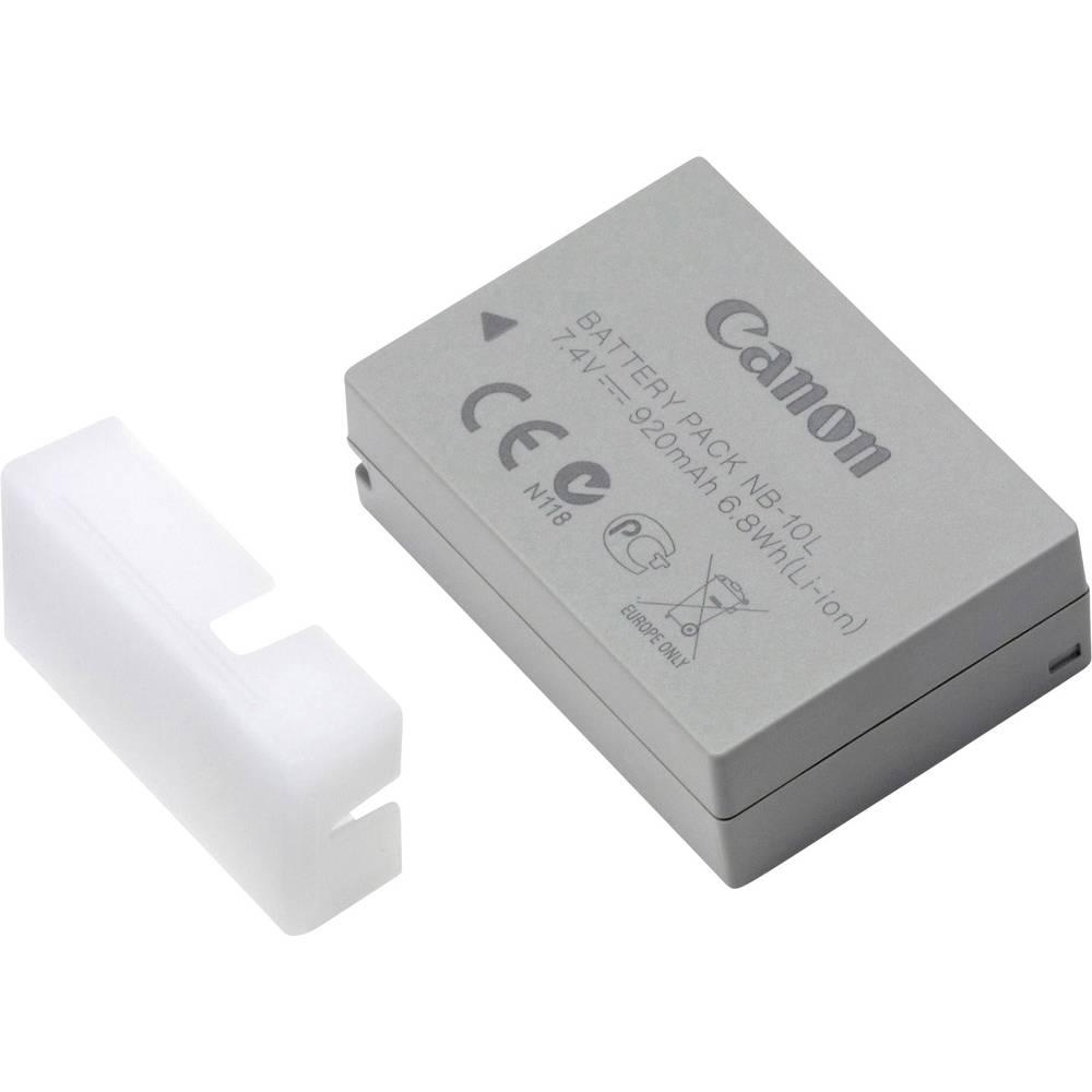 Akumulator za kamero Canon NB-10L 7.4 V 920 mAh