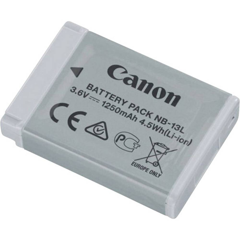 Akumulator za kamero Canon NB-13L 3.6 V 1250 mAh
