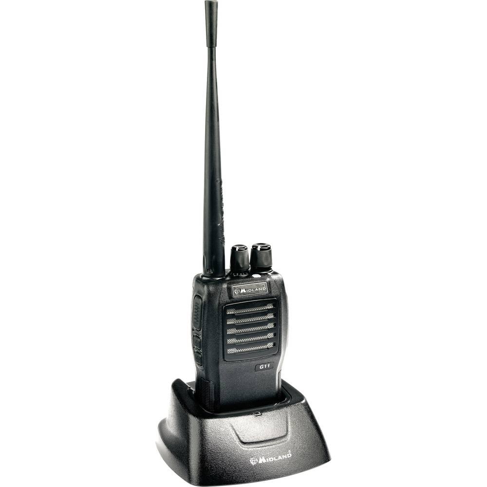 PMR-handradio Midland G11V