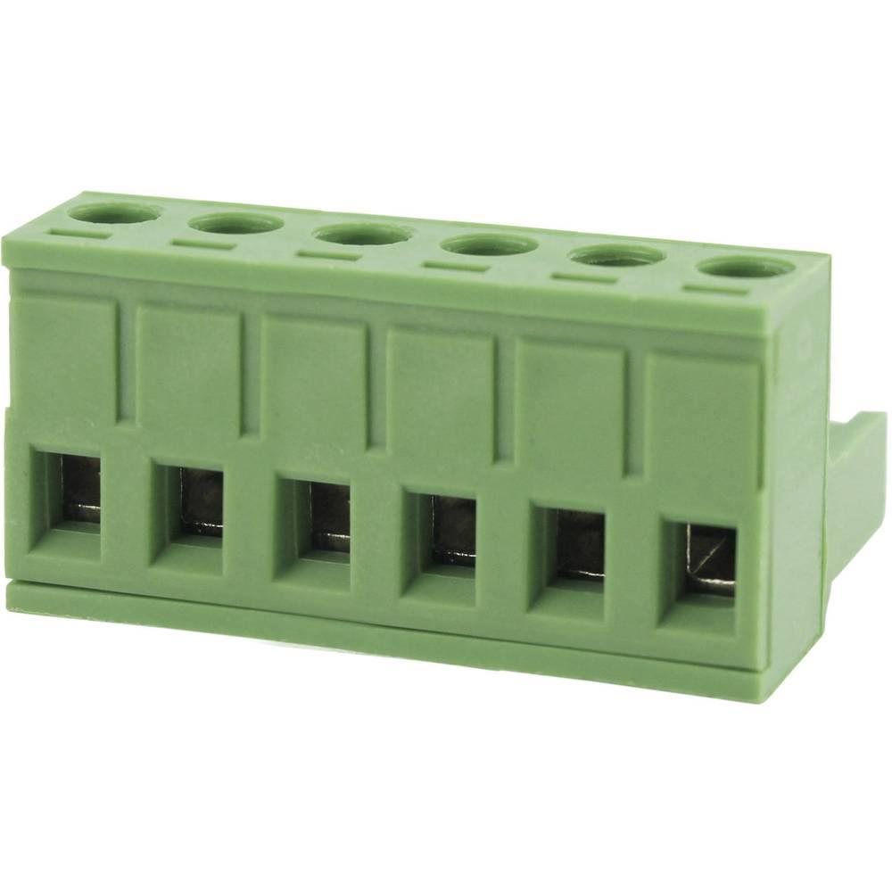 Stiftkabinet-kabel Samlet antal poler 3 Degson 2EDGK-5.0-03P-14-00AH Rastermål: 5.0 mm 1 stk