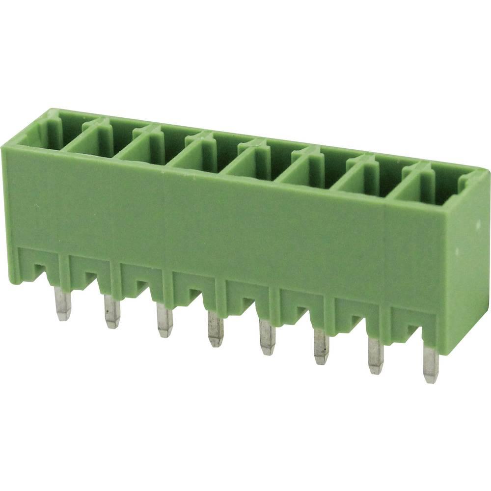 Tilslutningskabinet-printplade Samlet antal poler 3 Degson 15EDGVC-3.81-03P-14-00AH Rastermål: 3.81 mm 1 stk