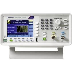 Kal. DAkkS Tektronix AFG1022 arbitrarni funkcijski generator; 25 MHz pasovna širina; število kanalov: 2, kalibracija narejena po