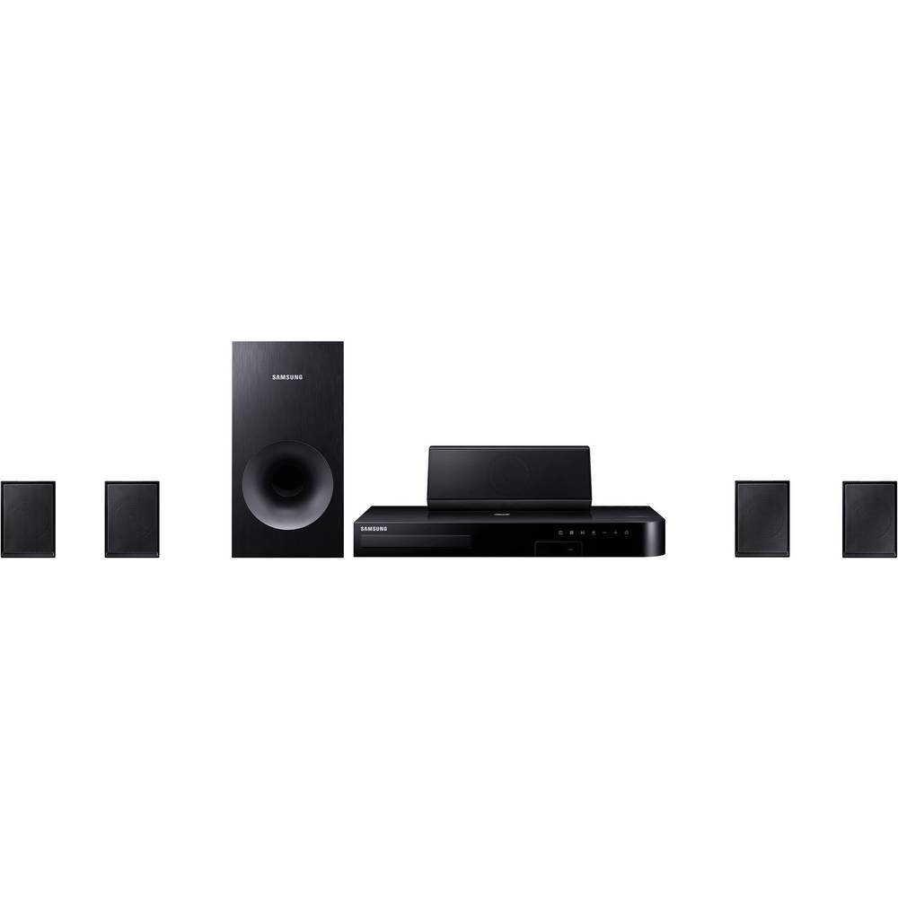 Domači kino sistem Samsung HT-J4500 3D Blu-ray 5.1 500 W, črn