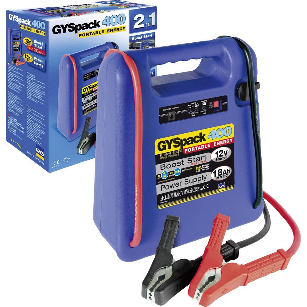 GYS sistem za hitri zagon PACK 400 025455 zaganjalni tok (12 V)=480 A