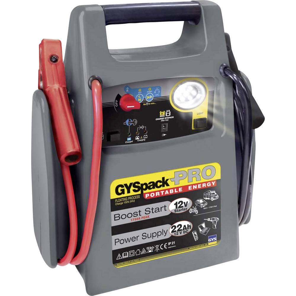 Sustav za brzo paljenje GYSPACK PRO GYS 026155 struja za paljenje (12 V)=600 A