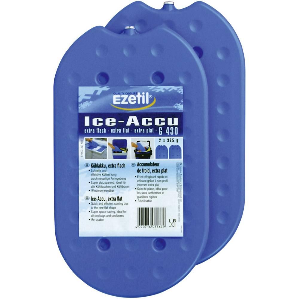 Hladilni vložki EZetil IceAkku Sixpack 600g blue Ezetil modri (L x B x H) 100 x 50 x 220 mm
