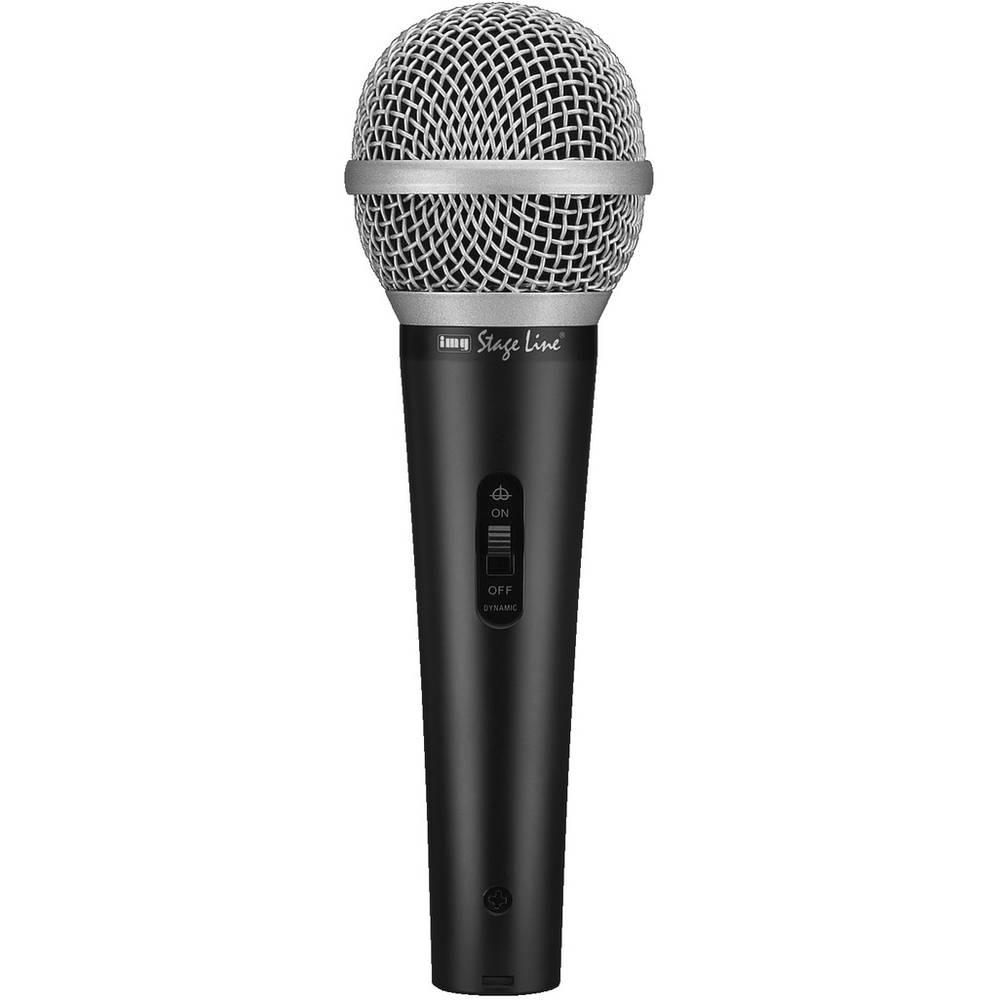 Ročni pevski mikrofon IMG Stage Line DM-1100 prenos:s kablom