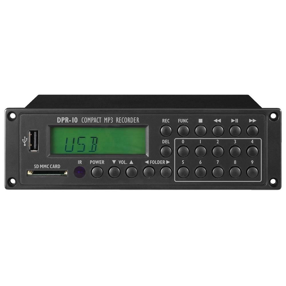 IMG Stage Line DPR-10 Avdio-predvajalnik/snemalnik