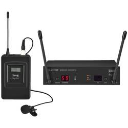 Pripenjalni Brezžični mikrofon, komplet IMG Stage Line TXS-631SET prenos:brezžični, stikalo