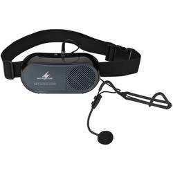 Monacor WAP-5 naglavni komplet glasovni mikrofon Način prenosa:kabelska povezava