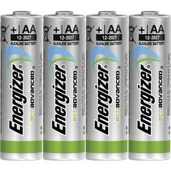 Batteri R6 (AA) Alkaliskt Energizer Eco Advanced LR06 1.5 V 4 st