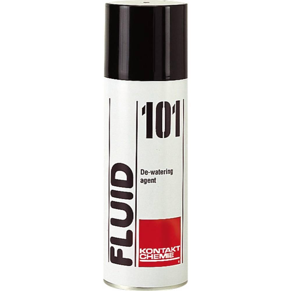 Pršilo za izpodrivanje vode CRC Kontakt Chemie FLUID 101, 78009-AE, 200 ml